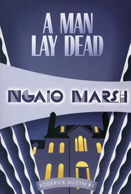 A Man Lay Dead Cover Image