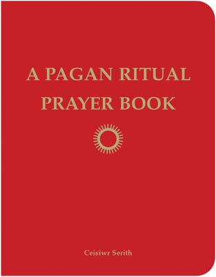 A Pagan Ritual Prayer Book Cover Image