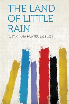 The Land of Little Rain Cover