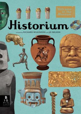 Historium: Welcome to the Museum Cover Image