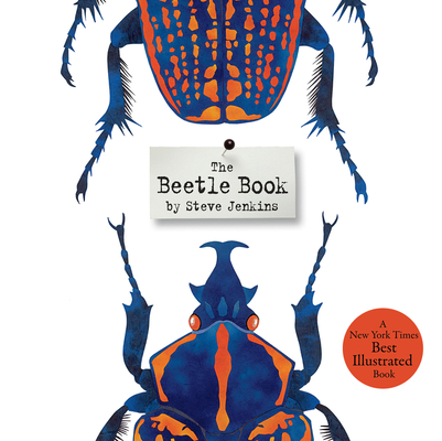 The Beetle Book Cover