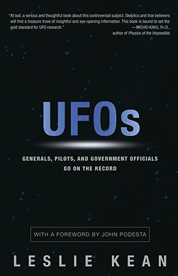 UFOs: Generals, Pilots and Government Officials Go on the Record Cover Image