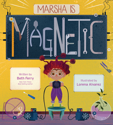 Marsha Is Magnetic Cover Image
