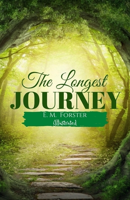 The Longest Journey: Illustrated Cover Image