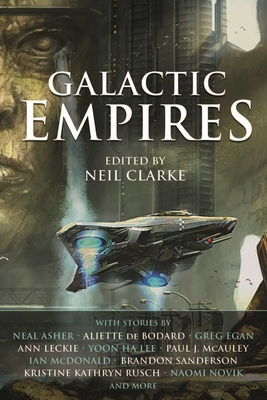 Galactic Empires Cover