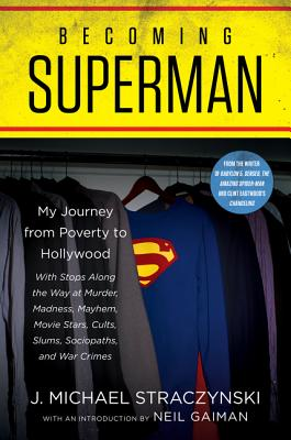 Cover for Becoming Superman
