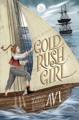 Gold Rush Girl Cover Image