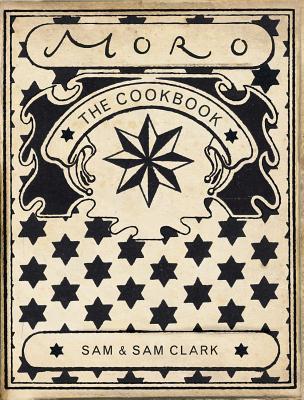 Moro the Cookbook Cover