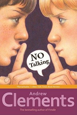 No Talking Cover