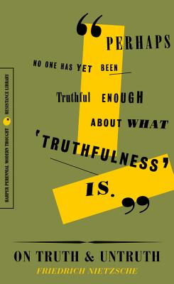 On Truth and Untruth: Selected Writings Cover Image