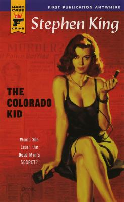 The Colorado Kid Cover