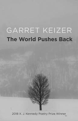 The World Pushes Back: Poems Cover Image