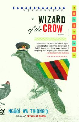 Wizard of the Crow Cover Image