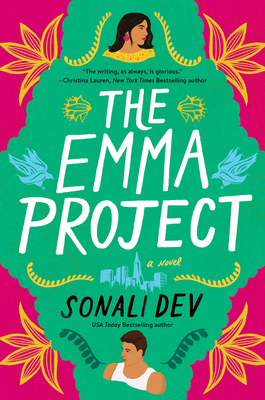 The Emma Project: A Novel (The Rajes Series #4) Cover Image