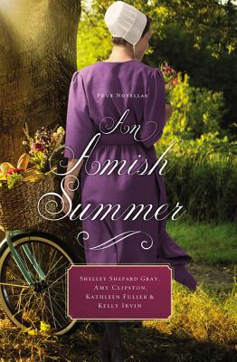 An Amish Summer Cover