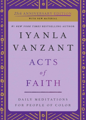 Acts of Faith: 25th Anniversary Edition cover