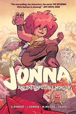 Jonna and the Unpossible Monsters Vol. 1 Cover Image