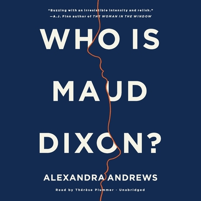 Who Is Maud Dixon? Cover Image