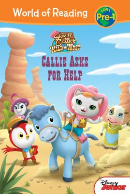 Sheriff Callie's Wild West: Callie Asks for Help Cover Image