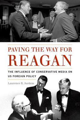 Cover for Paving the Way for Reagan