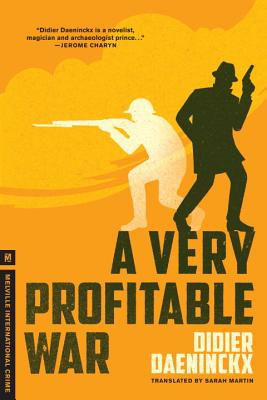 A Very Profitable War Cover Image