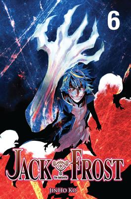 Jack Frost, Volume 6 Cover
