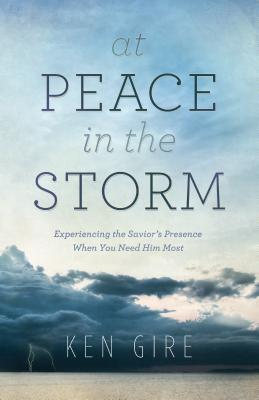 At Peace in the Storm Cover