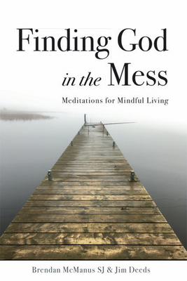 Cover for Finding God in the Mess