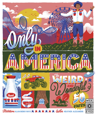 Cover for Only in America!