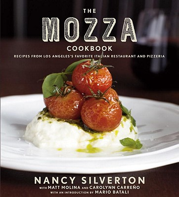 The Mozza Cookbook Cover