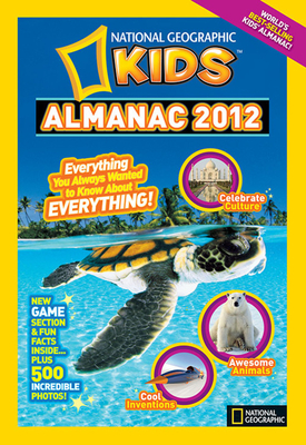 National Geographic Kids Almanac 2012 Cover Image
