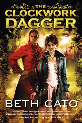 The Clockwork Dagger: A Novel (A Clockwork Dagger Novel #1) Cover Image