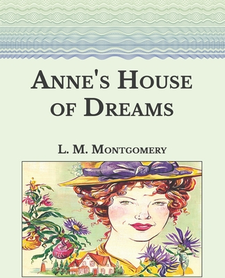 Anne's House of Dreams: Large Print Cover Image