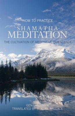 How to Practice Shamatha Meditation Cover