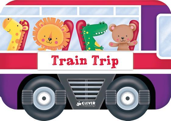 Cover for Train Trip (Wonder Wheels)