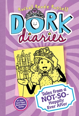 Dork Diaries 8: Tales from a Not-So-Happily Ever After Cover Image