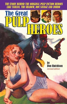 Cover for The Great Pulp Heroes