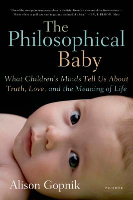 The Philosophical Baby Cover