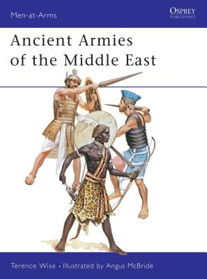 Ancient Armies of the Middle East Cover