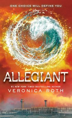 Allegiant (Divergent Trilogy) Cover Image