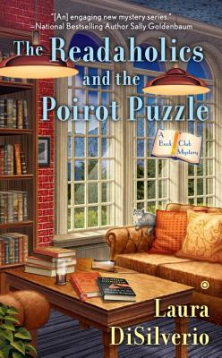 The Readaholics and the Poirot Puzzle (A Book Club Mystery #2) Cover Image