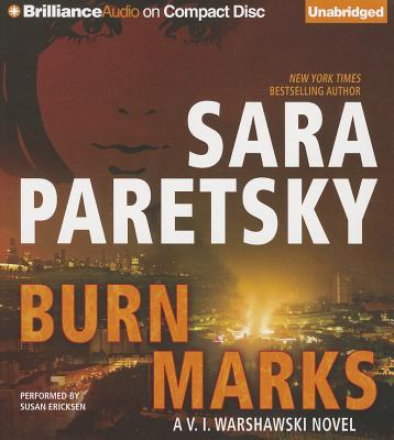 Burn Marks Cover Image