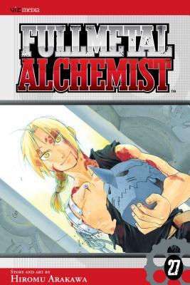 Fullmetal Alchemist, Vol. 27 Cover