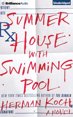 Cover for Summer House with Swimming Pool