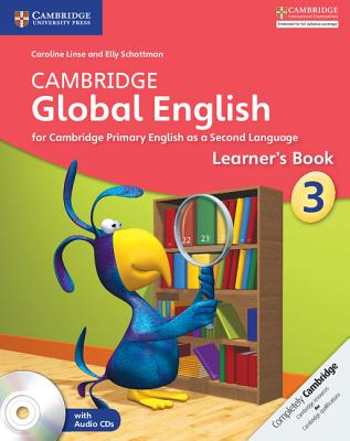 Cambridge Global English Stage 3 Learner's Book with Audio CD: For Cambridge Primary English as a Second Language Cover Image