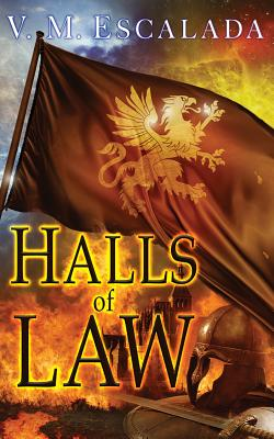 Halls of Law (Faraman Prophecy #1) Cover Image