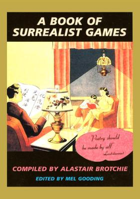 A Book of Surrealist Games Cover Image