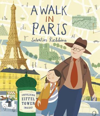 A Walk in Paris Cover Image