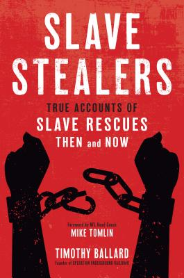 Cover for Slave Stealers