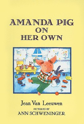 Amanda Pig on Her Own (Puffin Easy-To-Read: Level 2) Cover Image